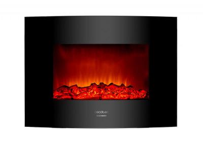 Kamin Ready Warm 2200 Curved Flames