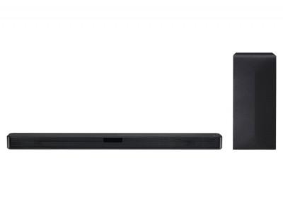 LG hišni kino Sound Bar SN4 + E3 Udobni 21-1