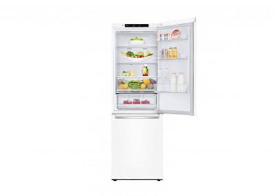 LG hladilnik z zamrzovalnikom GBB61SWJMN