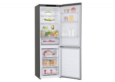 LG hladilnik z zamrzovalnikom GBB61PZJMN