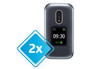 Doro mobilni telefon 7080 + E3 Udobni 21-1