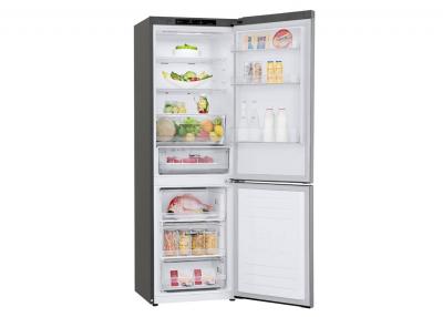 LG hladilnik z zamrzovalnikom GBB61PZJMN + E3 Zeleni 21-1