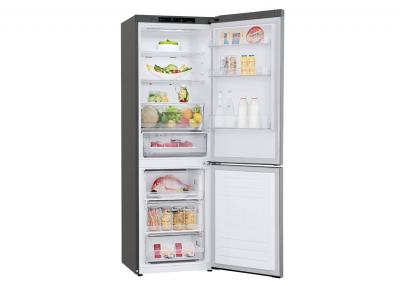 LG hladilnik z zamrzovalnikom GBB61PZJMN + E3 Udobni 21-1